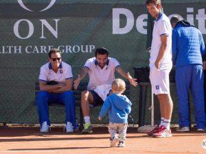 Gianluca Naso riabbraccia il Park Tennis Genova
