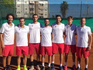 Esordio vittorioso a Siracusa per il TC Genova in A2