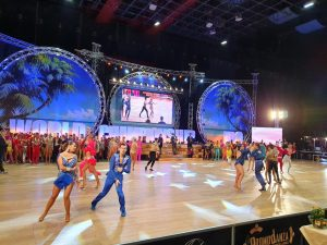 Bilancio straordinario per la Genova Dance Sport Week (VIDEO)