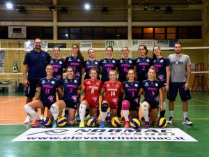 Normac AVB: vittoria e primato in classifica