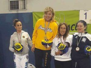 Roberta Canevelli vince a Torino