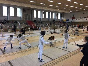 La Chiavari Scherma ospita le qualifiche ai Campionati Italiani di Spada