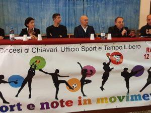 """""""Mettersi in gioco con lo Sport"""" a Chiavari"""