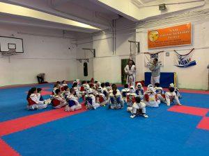 Lanterna Taekwondo Genova pronta per la Coppa Chimera