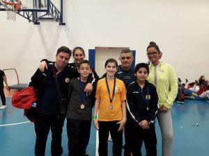 Lanterna Taekwondo 12 volte sul podio a Busto Arsizio