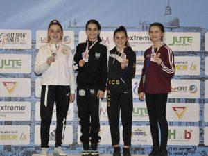 Genta e Lorenzetti bronzo alla Coppa del Mondo giovanile