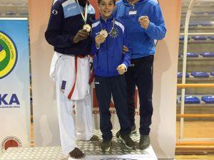 Successo per ASD Marcelline Genova Sport alle qualifiche nazionali di karate C.K.I.