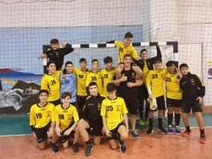 Ventimiglia Under 15 da sballo, 4 vittorie su 4 nel week end