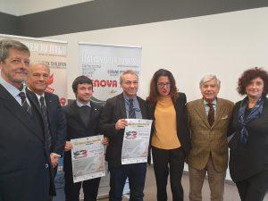 Al PalaCus di Genova sabato e domenica l'Open d'Italia