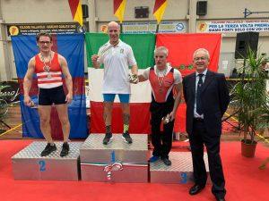 Mirabile d'oro a San Miniato con record mondiale indoor