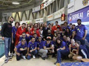 Pallanuoto: tanti sorrisi e festa per il2° Trofeo Emac
