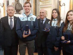 CSDO 2000 ventitrè volte medagliato a Bologna