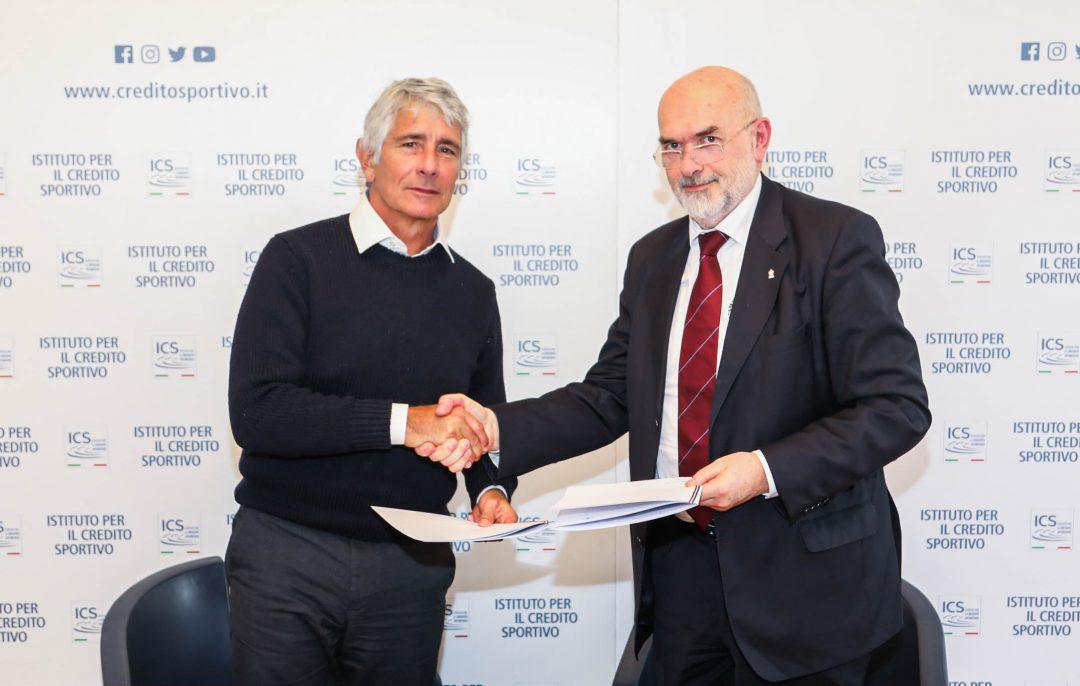 ICS e FICSF insieme per la crescita dell'attività sportiva