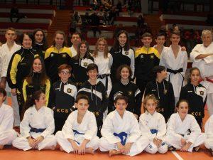 Fine 2019 ricco di eventi per il Karate Club Savona
