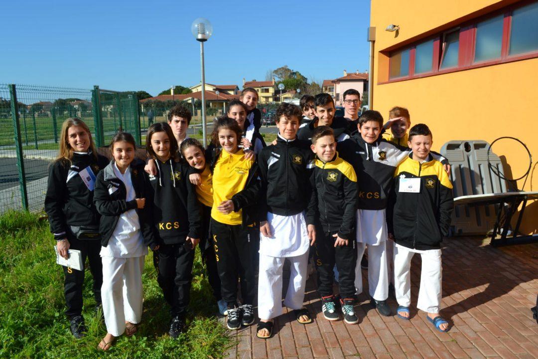 Karate Club Savona prepara la nuova stagione 2020