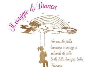 """Tarros-Agliana dedicata a """"Il viaggio di Bianca"""""""
