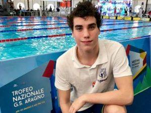 Genova Nuoto-My Sport: migliorano i giovani al Trofeo GS Aragno