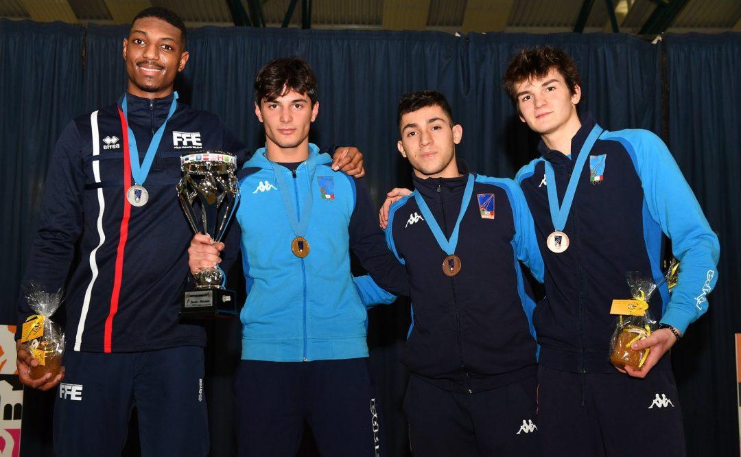 Filippo Armaleo vince in Coppa del Mondo Under 20 a Udine