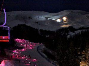 Torna a Pila la fiaccolata sulla neve più partecipata della Valle d'Aosta
