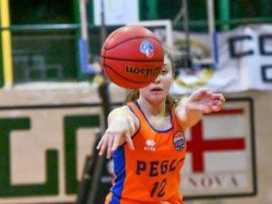 Basket Pegli impegna Costone Siena sino all'ultimo secondo