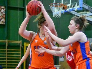 Serie B femminile: il Basket Pegli torna al successo contro Avvenire
