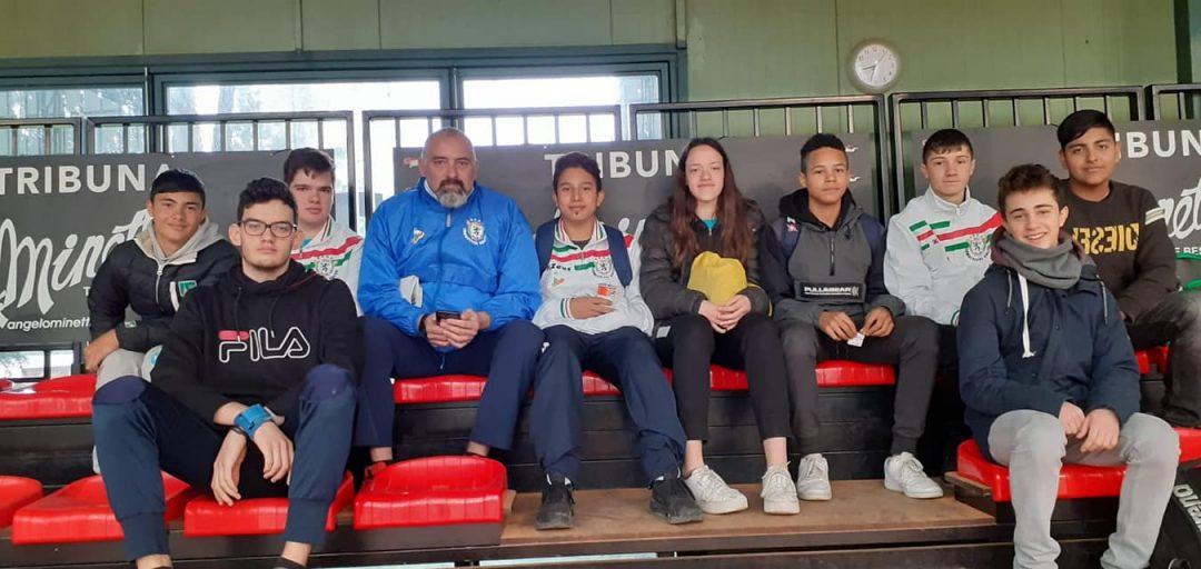 Casale Monferrato: sette vittorie liguri indoor