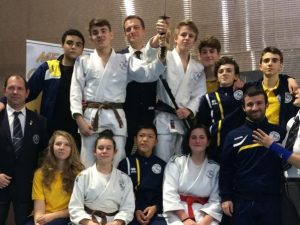 """Lino Team: """"Speriamo nei Tricolori di Ju Jitsu di dicembre"""""""