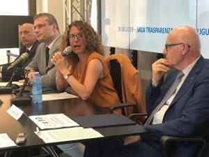 LND Liguria ringrazia l'assessore Ilaria Cavo per il fondo a sostegno dello sport