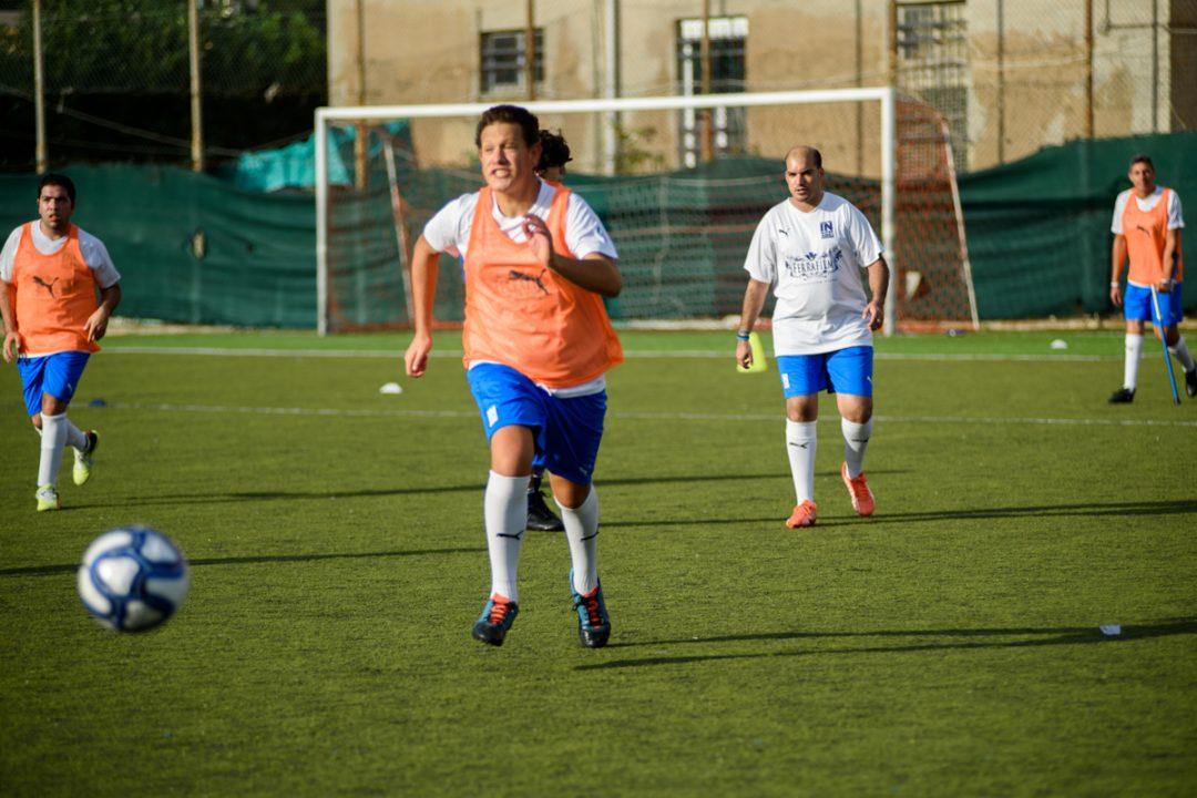 Insuperabili Genova: gli allenamenti non si fermano