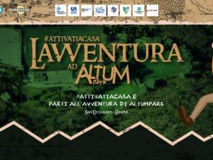 Altum Park: l'avventura… da casa