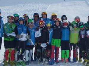 Costituita la squadra Children di Sci Alpino 2020/2021