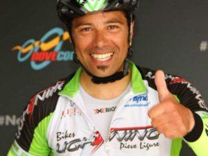 Race Across Limits: l'itinerario di Luca Canessa