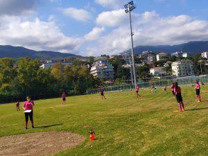 Sanremo Softball e il ritorno sul diamante