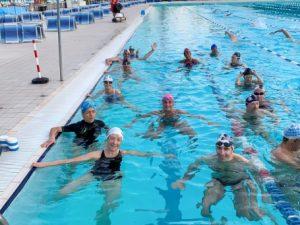 Nuotatori Genovesi: i Master fanno gli apripista ad Albaro