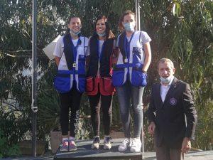 Fossa Olimpica a Ventimiglia: tutti i podi