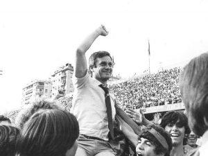 Il ritorno di Simoni e la promozione in serie A nel 1981