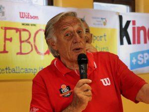 Minibasket: Maurizio Mondoni venerdì a Pegli