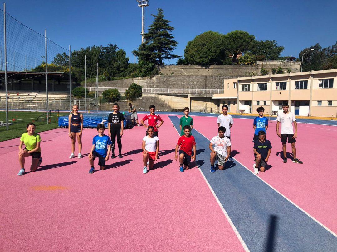 A Celle Ligure parte la stagione 2020/2021 della squadra Children