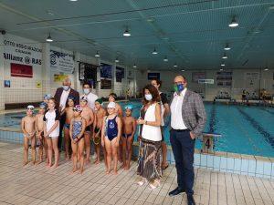 La Chiavari Nuoto triplica la partecipazione al Centro Estivo