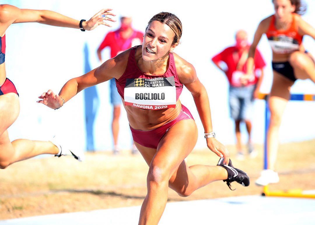 Luminosa Bogliolo vince il quarto titolo italiano