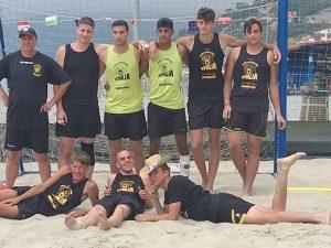 Ai blocchi di partenza il torneo di Beach Handball di Ventimiglia