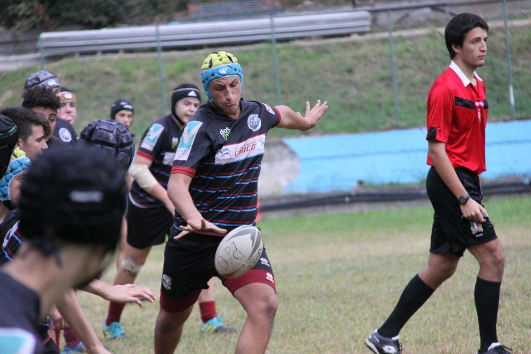 Tre rugbysti liguri al centro federale di Milano