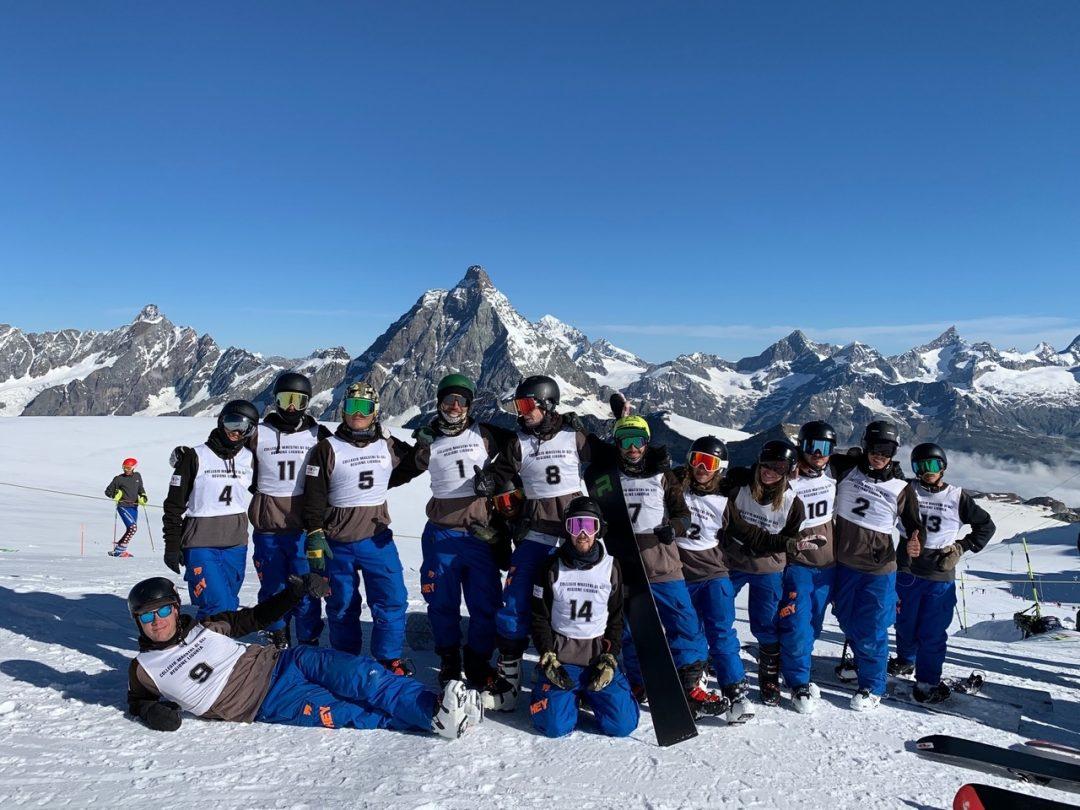 Quaranta nuovi maestri di sci in Liguria