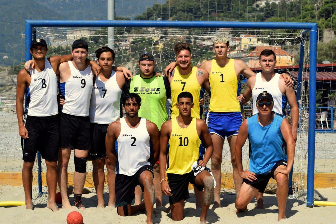 Beach Handball: Ventimiglia sugli scudi