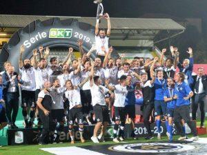 Lassù dove osano gli Aquilotti: lo Spezia in Serie A!