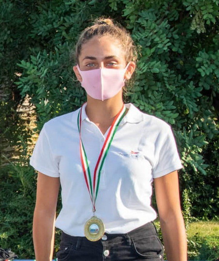La varazzina Arianna Giargia promossa ai Mondiali