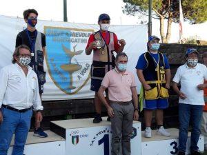 Solari nuovo campione italiano Junior