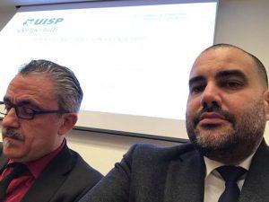 Tiziano Pesce verso la presidenza nazionale UISP