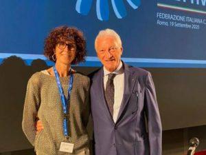 Monica Albarelli nel consiglio nazionale della FICK