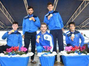 Europei Coastal: oro Rowing-S.Stefano, argento San Michele